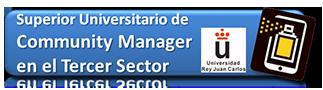 Superior Universitario de Community Manager en el Tercer Sector